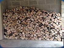 Wood Burner Logs